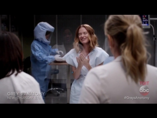 Анатомия страсти/Grey's Anatomy (2005 - ...) Фрагмент (сезон 12, эпизод 2)