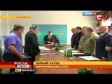 Аваков наводит порядок в Закарпатье
