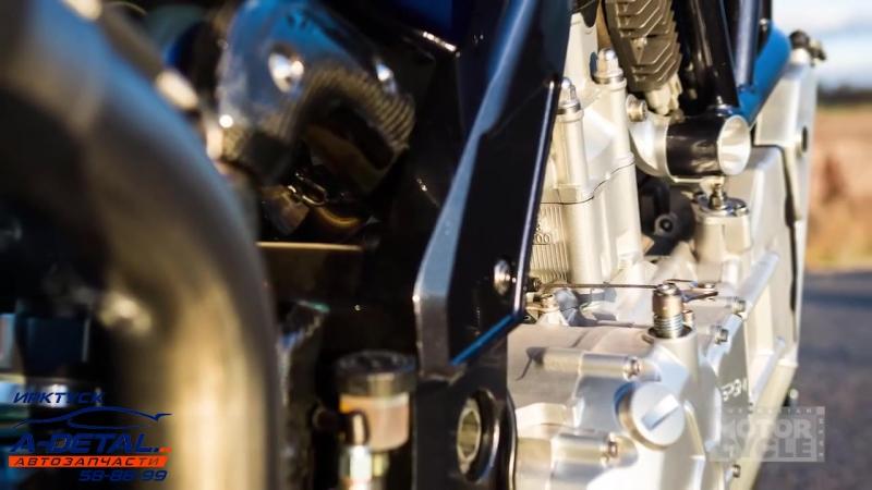 V8 и 334 лошади гипербайк PGMV8