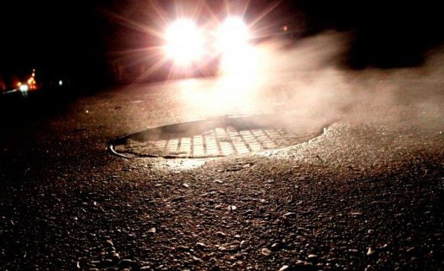 В Таганроге автоледи на BMW сбила женщину