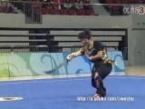 Чемпионат Китая 2015 наньдао женщины 2-е место Вэй Хайлин