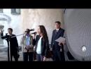Поёт Алина Андреева! 1 сентября 2014 г.