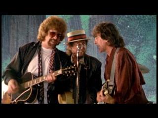 Traveling Wilburys (George Harrison, Bob Dylan, Tom Petty, Jeff Lynne) -