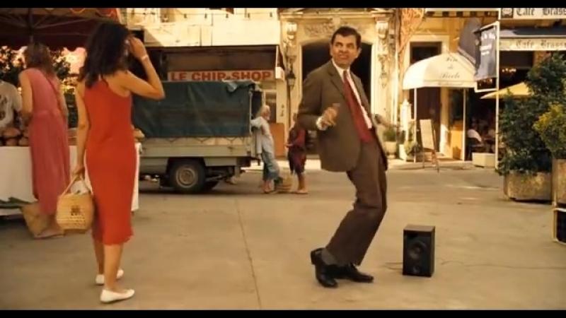 Танец Мистера Бина 360p