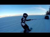 Снежный вейкборд