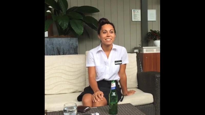 En random intervju med opartisk tjej på hotellet thebyronatbyron mzheroes @andreasweise