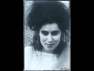Mary Poole (Robert Smith's wife) introducing The Cure's song Push on the radio in 1989