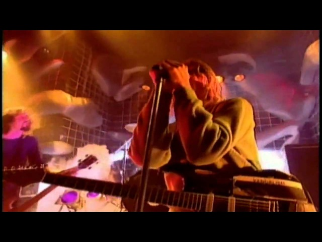 Nirvana Smells Like Teen Spirit Top Of The Pops 1991 HD