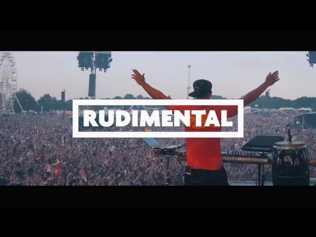 Rudimental Ed Sheeran 'Bloodstream' (Tour Video)