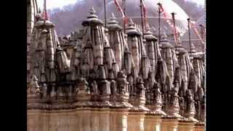 Храмы Индии - копии виман в архитектуре.