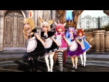 【TERA-MMD 60FPS】 エリーンでCarry Me Off 【ElinsDance 테라 엘린으로】