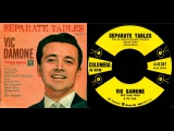 Vic Damone - Separate Tables (1958 муз. Harry Warren - ст. Harold Adamson)