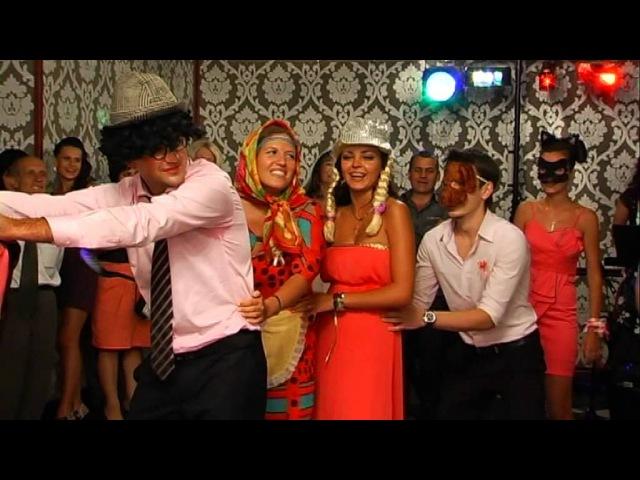 Казочка про ріпкую. Весільне відео.