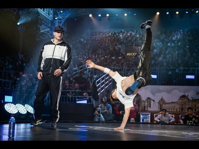 Blond vs Menno - Battle 2 - Red Bull BC One World Final 2014 Paris