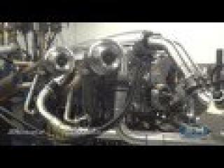 Devel Sixteen V16 5000HP Engine Dyno