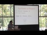 Lambda Jam 2014 - Gershom Bazerman - Homotopy Type Theory What's the Big Idea #YOWLambdaJam