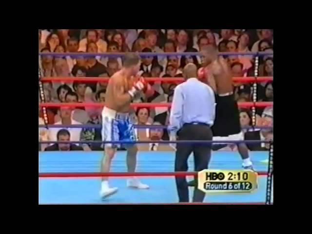 Floyd Mayweather vs Arturo Gatti Highlights