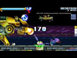 Walkthrough Osu (CTB) beatmap Major Boss Battle [Normal] - (Without Mods)