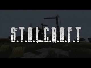 Мод StalCraft - S.T.A.L.K.E.R. в стиле Minecraft