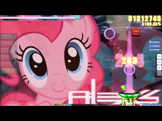 Walkthrough Osu (CTB) beatmap Alex S. - Party With Pinkie [YGokid8's Normal] - (HR+NC)