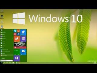 Windows 10 - Что за чудо нас ждет + DirectX 12