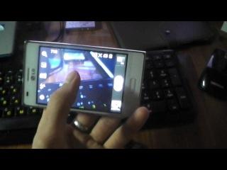 LG Optimus L5 E612 Видео обзор