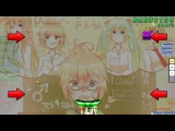 Walkthrough Osu (CTB) beatmap Reol - Plus Danshi ver Reol [Normal] - (NC)