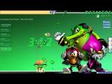 Walkthrough Osu (CTB) beatmap Gunar Nelson - Team Chaotix [Ace] - (Without mods)