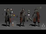 Assassin's Creed: Syndicate - Костюм Иви Фрай [Анализ и разбор]