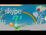 Walkthrough Osu (CTB) beatmap Ara Potato - Skype x Can Can [Moody's Normal] - (HR)