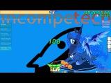 Walkthrough Osu (CTB) beatmap Kevin MacLeod - Rocket [Averange] - (Without mods)