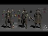 Assassin's Creed: Syndicate - Костюм Джейкоба Фрая [Анализ и разбор]