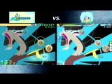 Walkthrough Osu (OSU) beatmap Eurobeat Brony - Discord [Ruckus] - (Without mods/Versus)