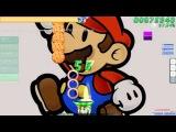 Walkthrough Osu (CTB) beatmap Nintendo - Super Mario Bros. (Techno Remix) [Normal] - (NC)