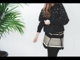 DIY origami skirt - no zipper! Sammy Dress 10% promo code