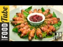 Pigs in Blankets with Cranberry Sauce | Gizzi Erskine