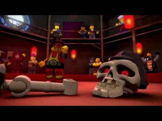 Lego Ninjago Masters of Spinjitzu Season 5 - Lego Full Episode - New Cartoon 2015