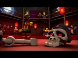 Lego Ninjago Masters of Spinjitzu Season 5 - Lego Full Episode - New Cartoon 2015