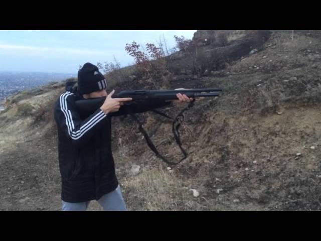 Ружье 12 кал Hatsan Escort PS Guard