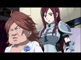 Fairy Tail   Хвост Феи   Прикол по аниме   Озвучка Anсord Анкорд 7