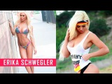 Erika Schwegler aka Brazilian Barbi Sexy Fitness Workout   Fitness Babes