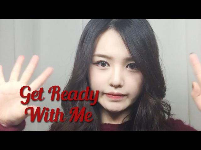 데일리 메이크업 같이 준비해요! - Get Ready With Me Easy makeup | 다또아