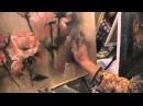 Видеоурок Сахарова Как научиться рисовать цветы, розы живопись для начинающих, уроки рисования