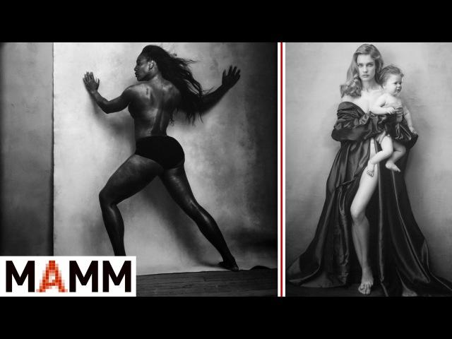 Календарь Pirelli 2016. Наталья Водянова, Серена Уильямс и другие женщины, изменившие ...