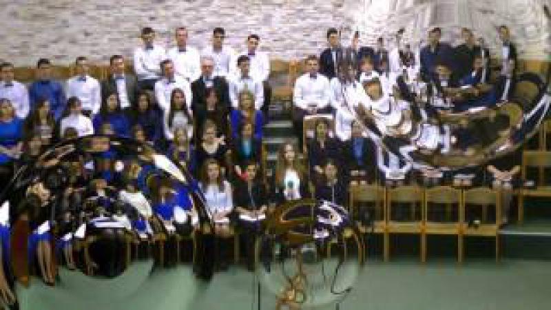 2016.01.31 утренние Богослужение с общегородским молодежным хором церковь Вифания