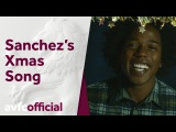 Carlos Sanchez sings a traditional Colombian Christmas song.