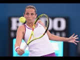 2016 Brisbane International Second Round   Roberta Vinci vs Dominika Cibulkova   WTA Highlights