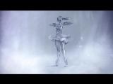 Удивительный процесс создания мультфильма и прекрасный танец