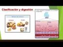 Lección 2 Nutrientes de los alimentos
