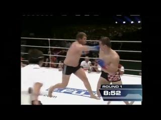 Александр Емельяненко против Мирко Кро Копа Филиповича на PRIDE Final Conflict 2004